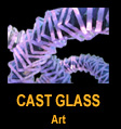 Cast Glass Art
