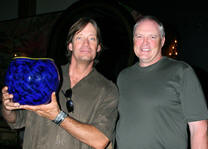 2008 MTV Movie Awards - Kevin Sorbo & Kaindl
