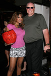 2008 MTV Movie Awards - Tracy Bingham & Robert Kaindl